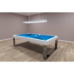 Bilhares Europa The Singapore Slate Bed Pool Table