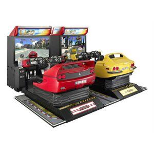 Sega Out Run 2 SP Deluxe Twin Arcade Machine