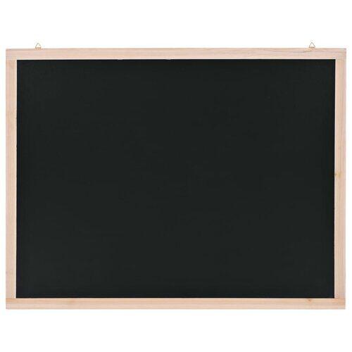 Symple Stuff Wall Mounted Chalkboard Symple Stuff Size: Medium(Width: 20''-40'')  - Size: Medium