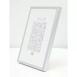 Ebern Designs Gunnur Picture Frame Ebern Designs Size: 40x50  - Silver - Size: 40x50