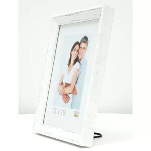 Beachcrest Home Mineral Picture Frame Beachcrest Home Colour: White, Size: 47cm H x 32cm W x 2cm D  - White - Size: 47cm H x 32cm W x 2cm D