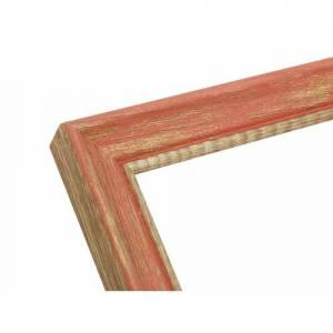 """Beachcrest Home Finlay Picture Frame Beachcrest Home Colour: Red, Size: 16"""" x 20""""  - Size: 12"""" x 18"""""""