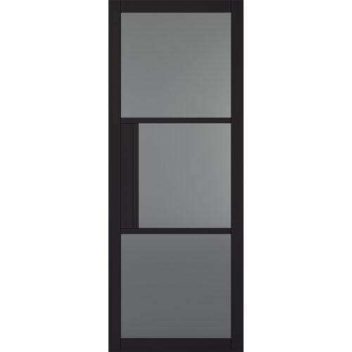 LPD Doors Tribeca Internal Door Primed LPD Doors Door Size: 1981mm H x 762mm W x 35mm D  - Size: 198cm H X 83cm W X 3cm D