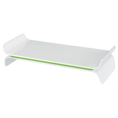 Leitz Wow Monitor Stand Leitz Colour: Green 13cm H X 50cm W X 30cm D