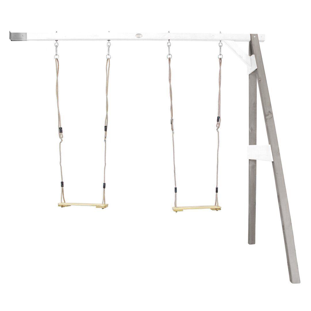 Freeport Park Ozias Extension Swing Set  - Size: 177.17 H x 80.0 W x 0.635 D cm