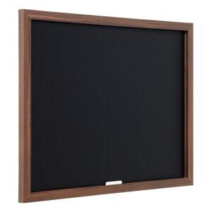 Inbox Zero Optimum Wall Mounted Magnetic Chalkboard 45cm H x 60cm W  - Size: 55.0 H x 55.0 W x 15.0 D cm