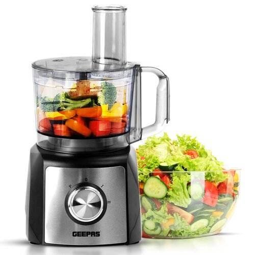 Geepas Compact Food Processor Geepas  - Size: 62cm H X 44cm W X 35cm D