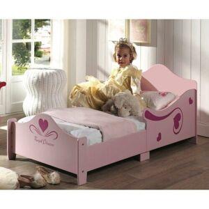Interiors 2 Suit U Royal Toddler Bed Interiors 2 Suit U  - Size: 60cm H X 77cm W X 138cm D