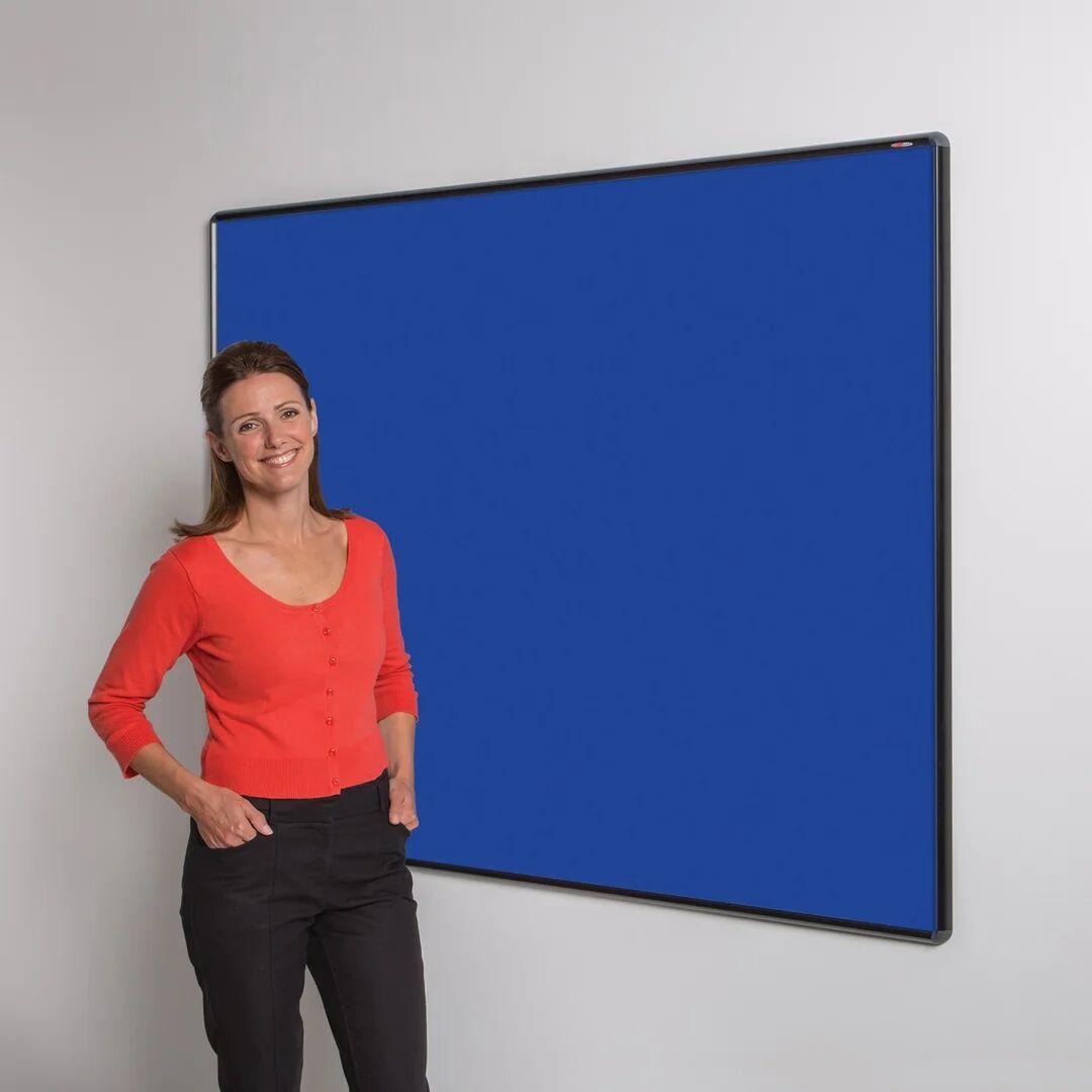 Symple Stuff Wall Mounted Bulletin Board  - Size: 25.8 H x 44.3 W x 34.0 D cm