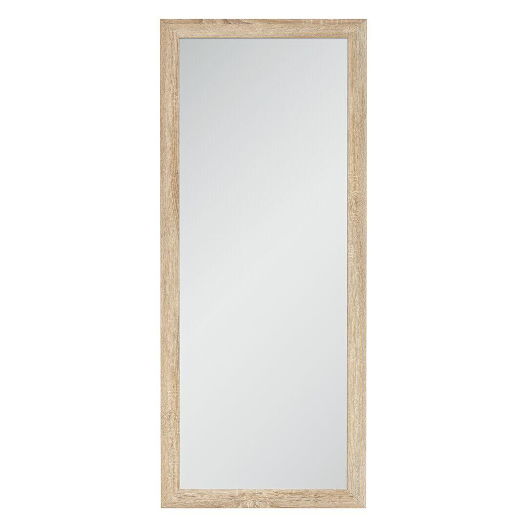 Brayden Studio Ozzy Fog Free Dresser Mirror  - Size: 198.1 H x 76.2 W cm
