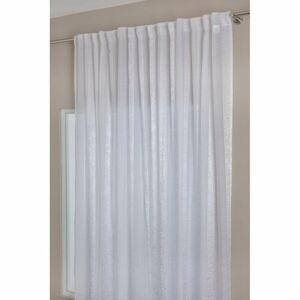 Brayden Studio Louisburg Slot Top Semi Sheer Curtain Brayden Studio  - Size: 280cm H X 280cm W