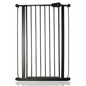 Symple Stuff Tall Safety Gate Symple Stuff Colour: Slate Grey, Size: 81.4-89cm W  - Slate Grey - Size: 81.4-89cm W