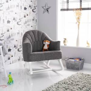 Obaby Rocking Chair - Size: 85.0 H x 70.0 W x 80.0 D cm