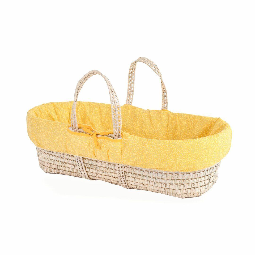 Clair De Lune Colour Pop Moses Basket  - Size: 1300.0 H x 180.0 W x 80.0 D cm