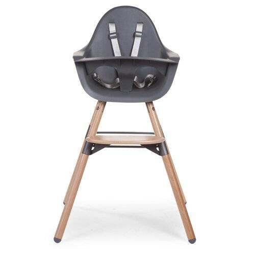 Child Home Evolu High Chair Child Home Colour: Natural/Anthracite  - Natural/Anthracite
