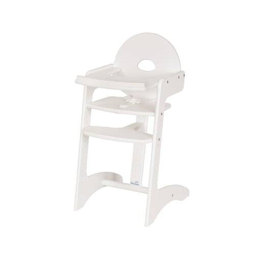 Geuther Syt High Chair Geuther Colour: White  - White