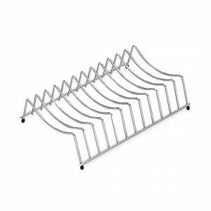 Reginox Elleci Dish Rack  - Size: 140.0 H x 100.0 W x 6.0 D cm