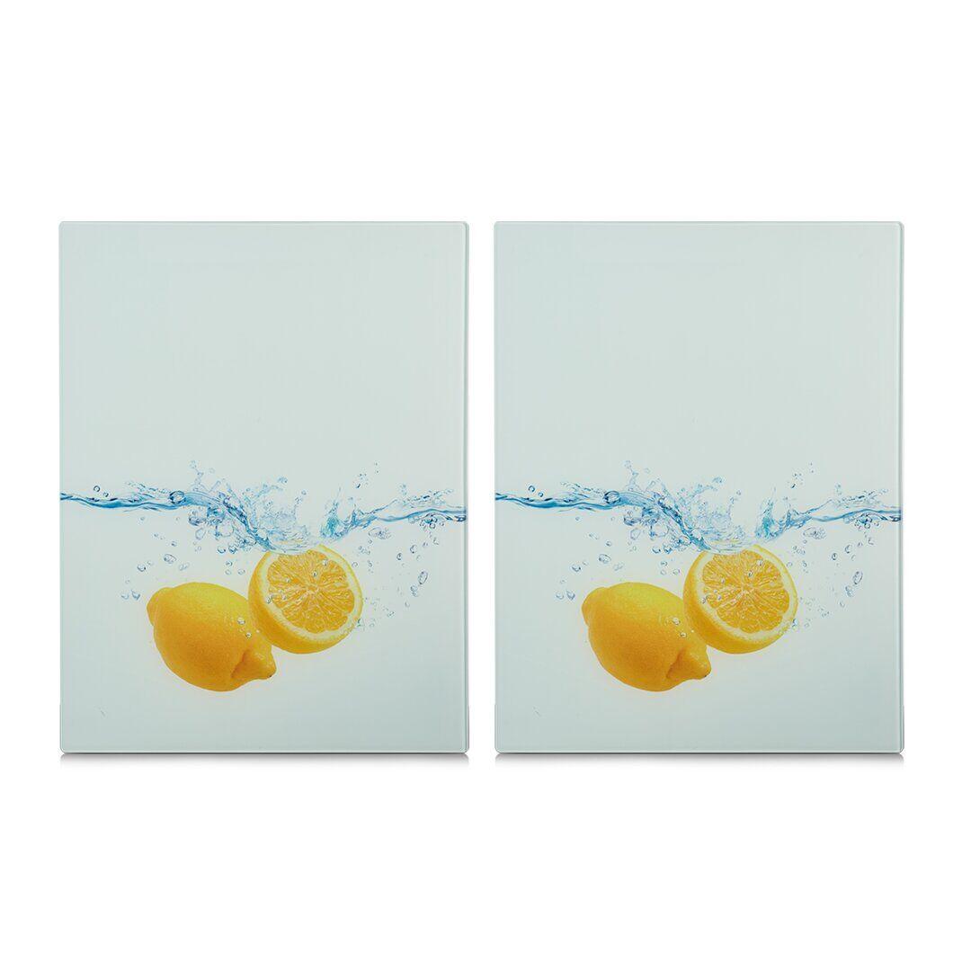 Brayden Studio Aysel Surface Top  - Size: 50.0 H x 50.0 W x 0.5 D cm