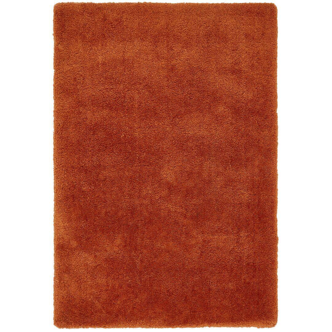 Brayden Studio Makayla Hand Tufted Spice Rug  - Size: 198.0 H x 105.0 W cm