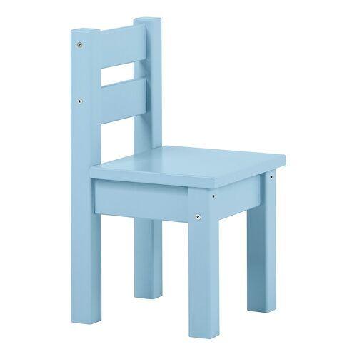 Hoppekids Mads Children's Desk Chair Hoppekids Colour: Dreamy Blue  - Size: 50cm B X 50cm T