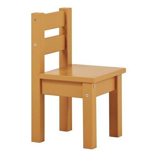 Hoppekids Mads Children's Desk Chair Hoppekids Colour: Autumn yellow  - Size: