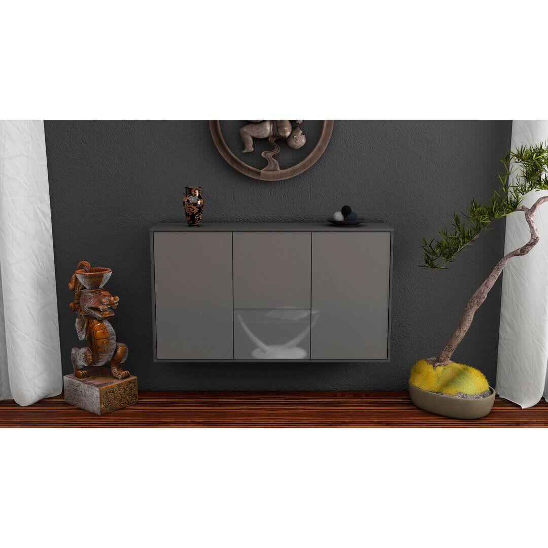 Brayden Studio Will Sideboard  - Size: 198.1 H x 68.6 W cm