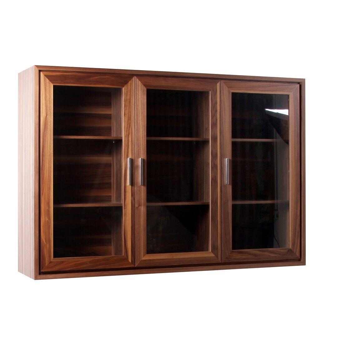 Brayden Studio Tedford Sideboard  - Size: 198.1 H x 76.2 W x 4.4 D cm