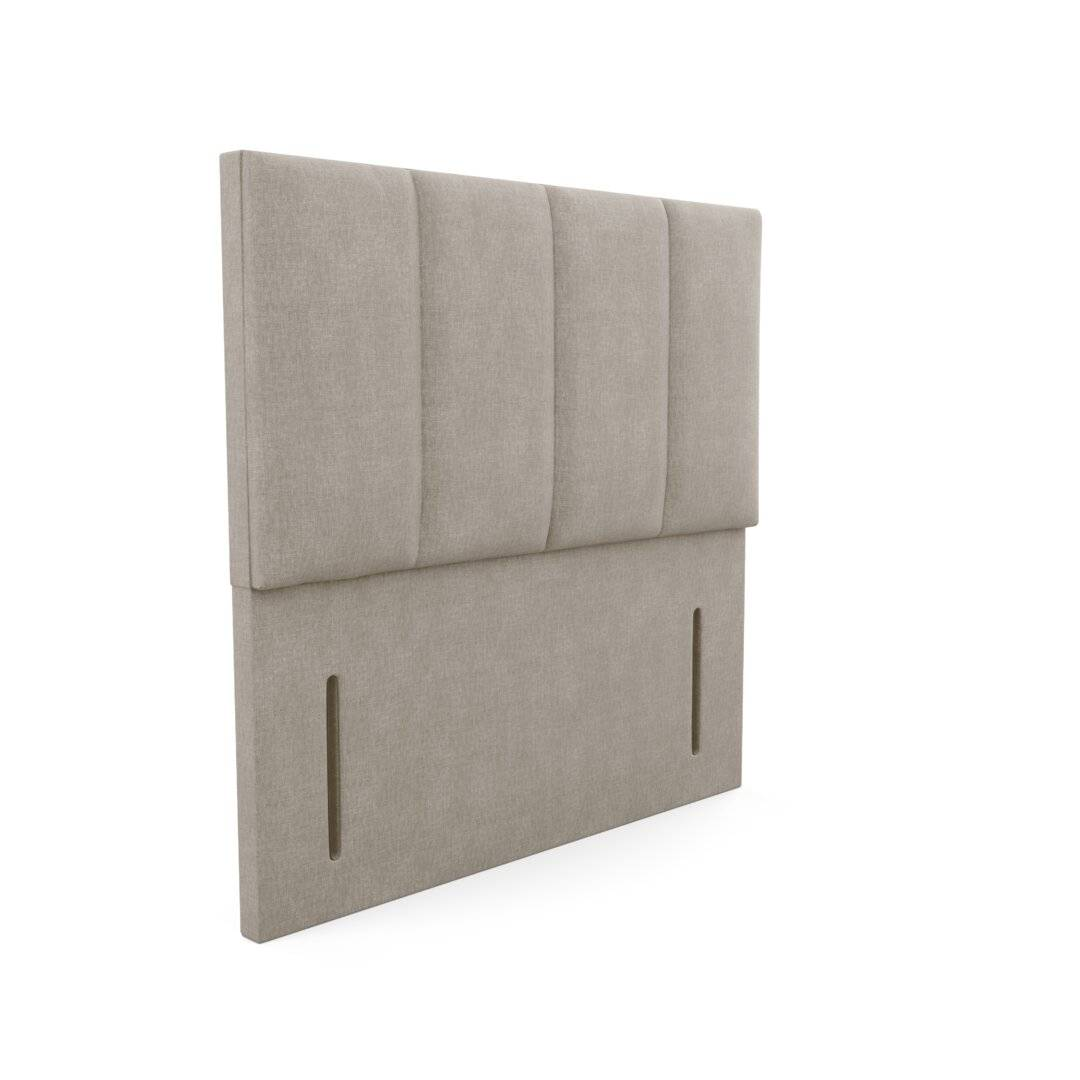 Brayden Studio Middletown Upholstered Headboard  - Size: 198.1 H x 61.0 W cm