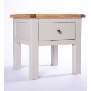 Brambly Cottage Esqueda Side Table  - Size: 42.0 H x 32.0 W x 2.0 D cm