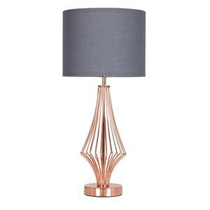 Fairmont Park Feuer 55cm Table Lamp  - Size: 70.0 H x 100.0 W x 3.0 D cm