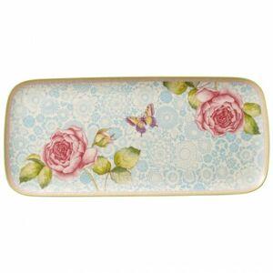 Villeroy & Boch Rose Cottage Cake Plate Villeroy & Boch  - Size: 35cm B X 16cm T