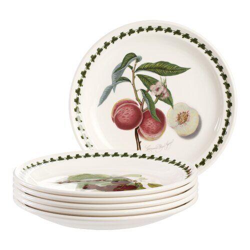 Portmeirion Pomona 6 Piece Dinner Plate Portmeirion  - Size: Over 25cm