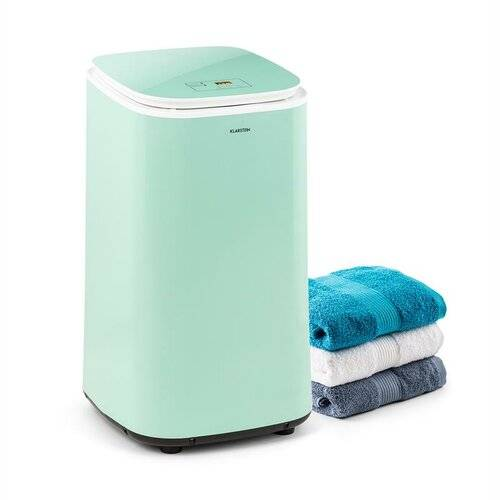 Klarstein Zap Dry 50kg Electric Dryer Klarstein Colour: Turquoise  - Size: 37cm H X 26cm W X 44cm D