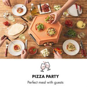 Klarstein Mini Pizza Oven - Size: 19.0 H x 43.0 W x 38.0 D cm