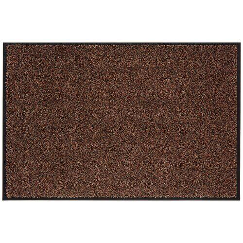 Latitude Run Wimer Doormat Latitude Run Mat Size: 150cm L x 90cm W, Colour: Brown  - Size: