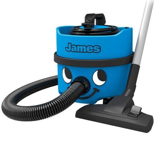 Numatic Eco James Cylinder Vacuum Cleaner Numatic  - Size: 125cm H X 125cm W