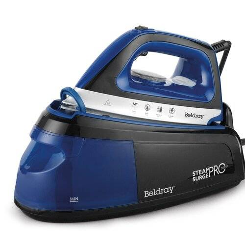 Beldray Surge Pro 2400W Iron Beldray  - Size: 11cm H X 10cm W X 10cm D