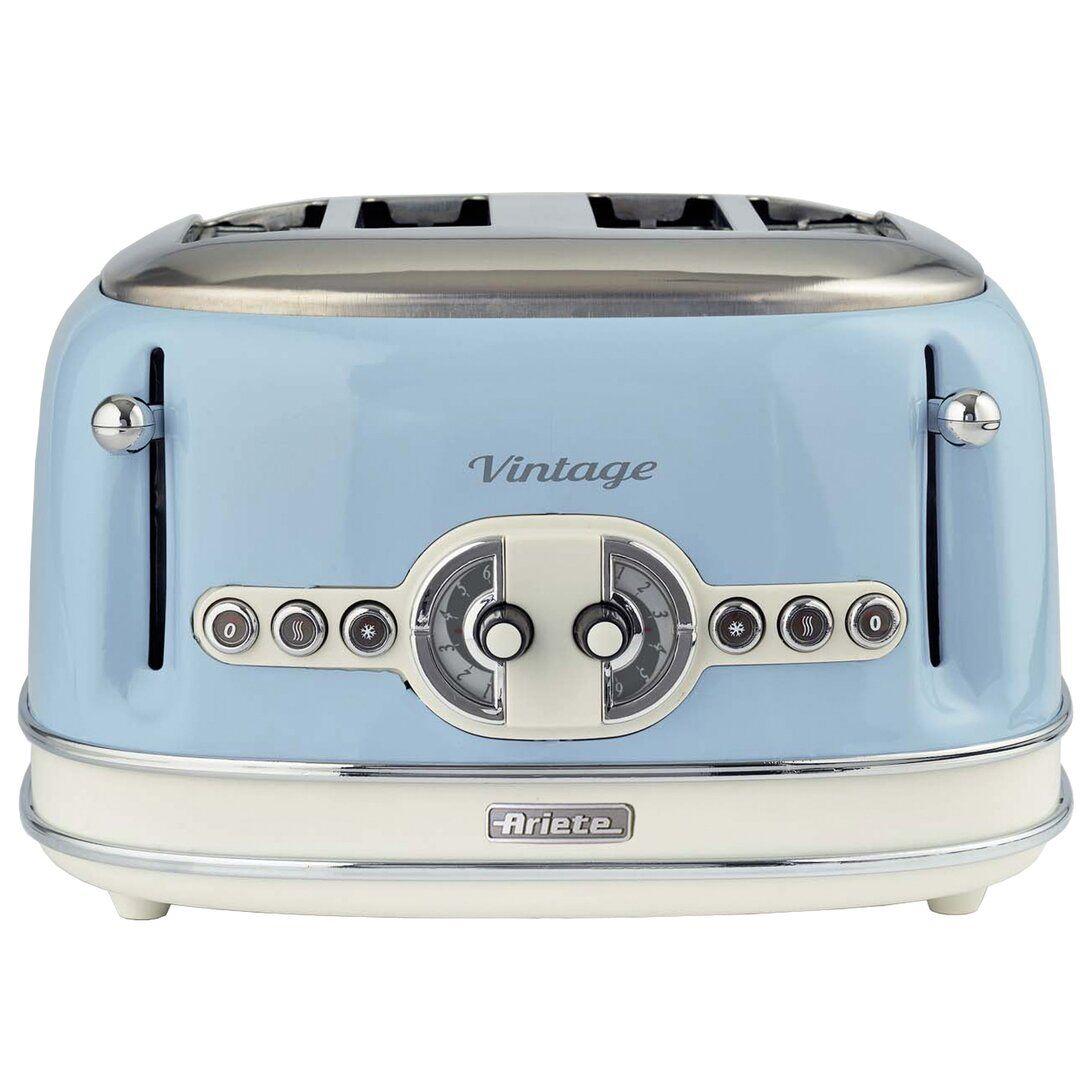 Ariete Toaster  - Size: 93.98 H x 93.98 W x 3.81 D cm