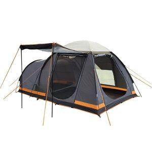 Dakota Fields Mansel 4 Person Tent  - Size: 142.0 H x 135.0 W cm