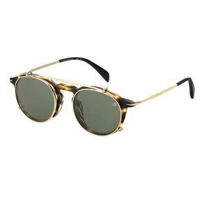 David Beckham Sunglasses DB 1003/G/CS Clip On EX4/QT
