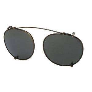 Tom Ford Sunglasses Tom Ford FT5294-CL Clip On Only Polarized 29R