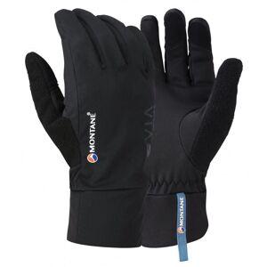 Montane Women's VIA Trail Glove - Large Black   Gloves; Female