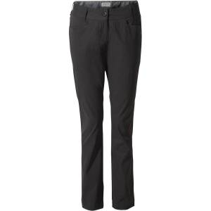 Craghoppers Women's NosiLife Clara II Pant - UK 14 Charcoal   Trousers