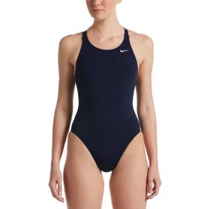 Nike Women's Hydrastrong Fastback One Piece Swimsuit - 30