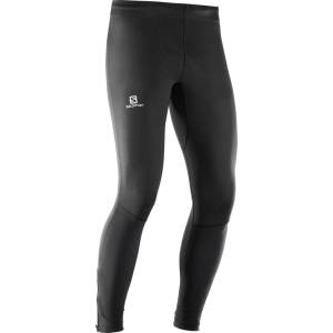 Salomon Agile Long Tight - Extra Extra Large Black   Tights