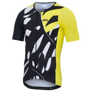 dhb Blok Tri Short Sleeve Top - Palm - Extra Extra Large   Tri Tops