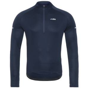 dhb Long Sleeve Jersey - Extra Large Navy   Jerseys
