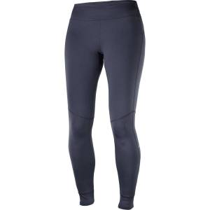 Salomon Women's Elevate Warm Tight - Extra Large   Tights