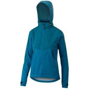 Altura Nightvision Thunderstorm Jacket - S Teal/Teal Reflective; Male