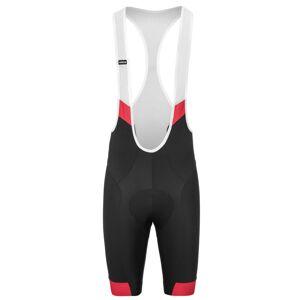 dhb Aeron Bib Shorts - Extra Large Black/Red   Bib Shorts